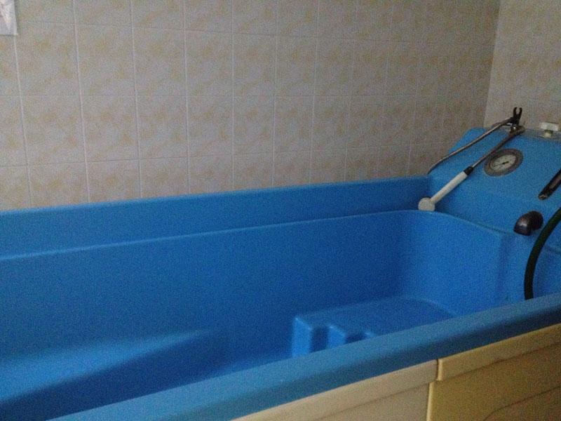ванны при остеохондрозе в санатории